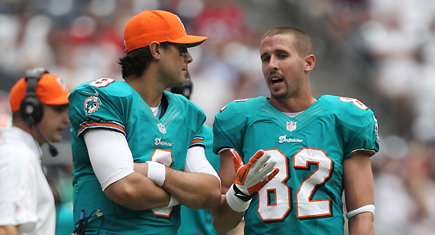 Tannehill's play must improve or 'We Want Moore' chants will get louder